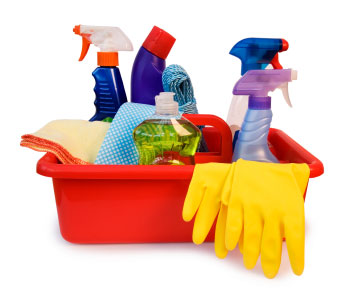 Time for a Spring Clean? Make your Home Sparkle with Four Hours of Spring Cleaning from Sunlight Cleaners For Only £39.00